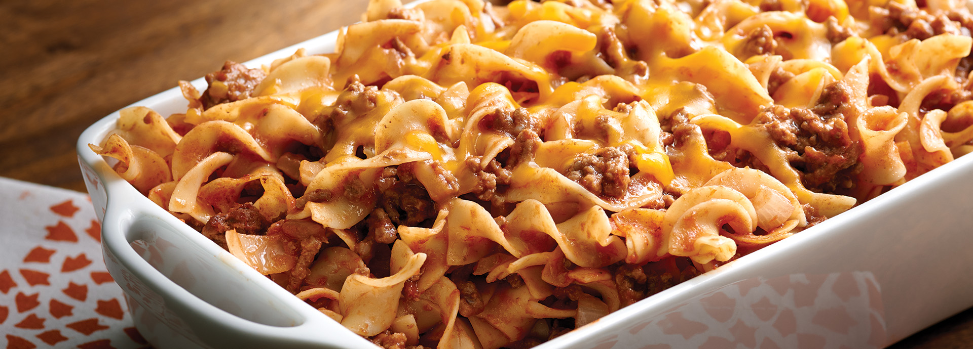 Creamette 174 Beef Noodle Casserole