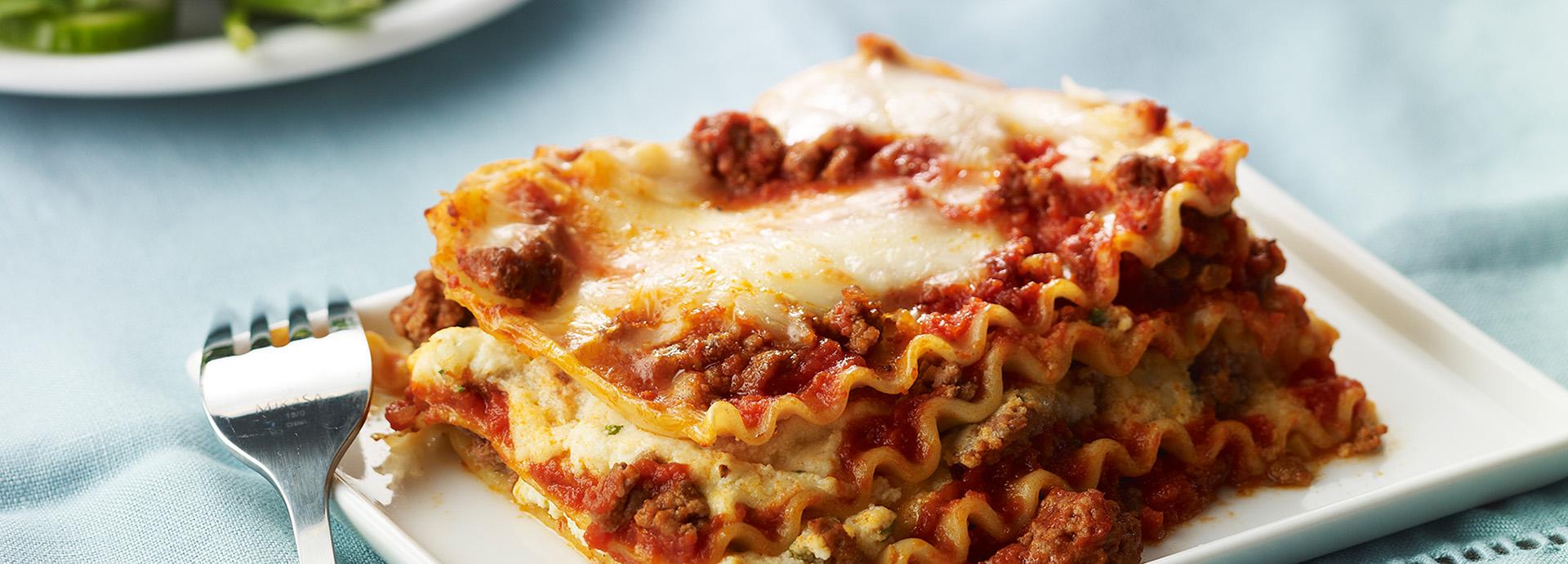 Creamette 174 Easy Lasagna